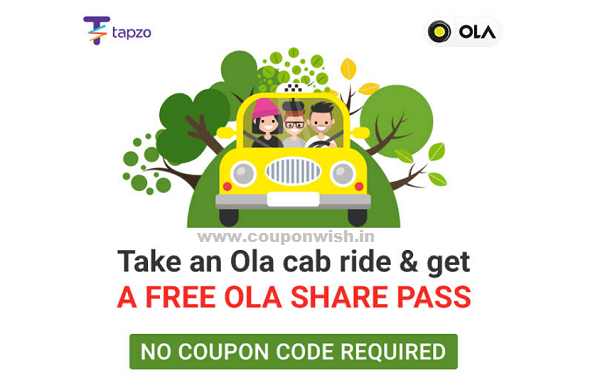 Ola cabs ncr coupons
