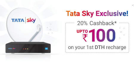 Tata sky recharge discount coupon