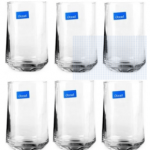 Flipkart – Buy Ocean Patio Glass Set  (290 ml, Clear, Pack of 6) at Rs.199 only