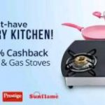 (Suggestions Added) Paytm- Buy Branded Cookwares at upto 50% Off + Extra upto 40% Cashback
