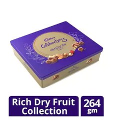 Cadbury Rich Dry Fruit Collection , 264g