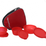 Flipkart – Buy Signoraware Sleek Lunch with Bag 3 Containers Lunch Box (700 ml) at Rs.229 only