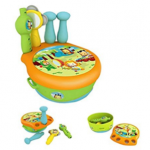 Amazon – Buy Smoby Cotoons Orchestra, Multi Color at Rs.427 only