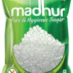 Amazon Pantry- Buy Madhur Pure Sugar, 5kg Bag at Rs 189