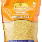 Amazon Pantry- Buy Haldiram's Nagpur Bhujia Sev, 1kg at Rs 144