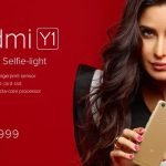 Redmi Y1: Buy On Amazon, Flipkart @ ₹8,999 | Sale Starts 8 November 2017