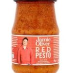 Amazon – Buy Jamie Oliver Red Pesto, 190g at Rs.225