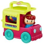 Amazon – Buy Playskool Fold 'N Roll Trucks Ice Cream Truck, Multi Color at Rs. 240