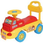 Amazon- Buy Saffire Mini Bus Ride On, Multi Color at Rs 1299