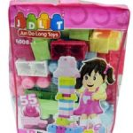 Amazon- Buy Toyhouse Building Blocks, Multi Color (55 Pieces) at Rs 318