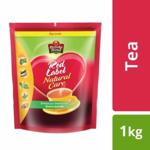 Amazon - Red Label Natural Care Tea, 1kg at Rs 330