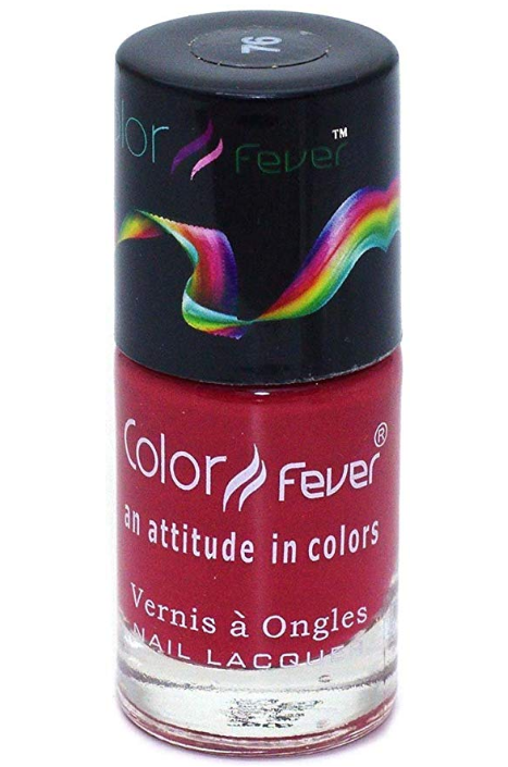 Color Fever Absolute Matt Nail Lacquer