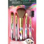 Amazon – Buy Color Fever Makeup Brush Set, Rainbow, 200g at Rs.127 only
