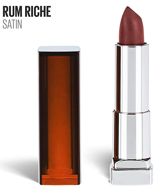 Maybelline New York Color Sensational Lipcolor, Rum Riche 280, 4.2g
