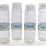 Amazon – Buy Steelo Solitare Premium Bottle Set, 1 Litre, Set of 4 at Rs.203