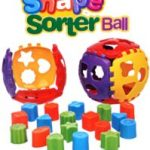 Amazon – Buy Toyshine Shape Sorter Block Set 24 Pcs Non-Toxic – Multi Color at Rs. 255